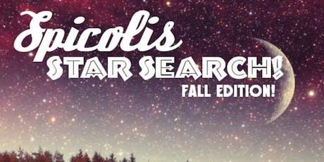 Spicoli's Star Search - Round 1 Night 2 tickets