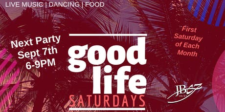 Good Life Saturdays - Downtown Hollywood | LIVE CHRISTIAN MUSIC, FOOD, DANCING tickets