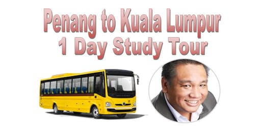 Penang to Kuala Lumpur: 1 Day Study Tour