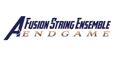 FUSION STRING ENSEMBLE Concert: E  N  D  G  A  M  E tickets