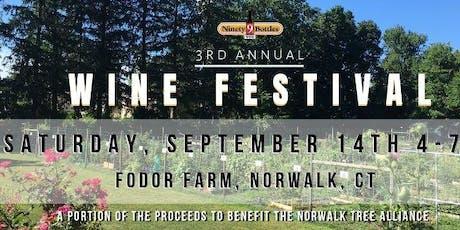 Ninety9Bottles Wine Fest tickets
