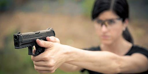 Beginner Pistol - FUNDAMENTALS and SAFETY Course - 9/7/2019!!