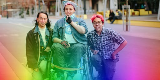 Disability Rights and Accessibility Training for Queer Communities