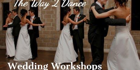 Wedding Dance Workshops tickets