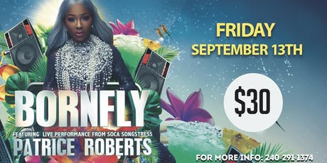 PATRICE ROBERTS (SOCA SUPERSTAR) LIVE IN DC tickets