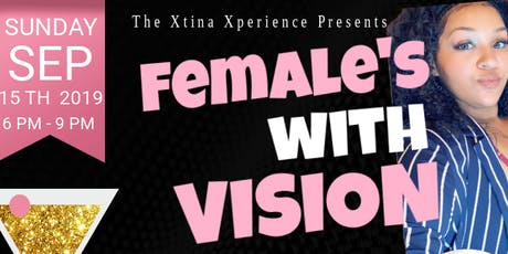 Female's With Vision  tickets