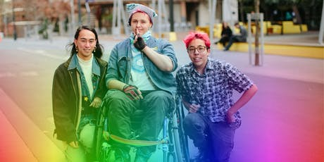 Queer & Trans Inclusion Training for Disability Communities tickets