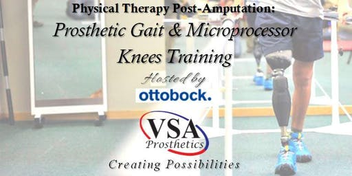 Physical Therapy Post-Amputation: Prosthetic Gait & Microprocessor Knees