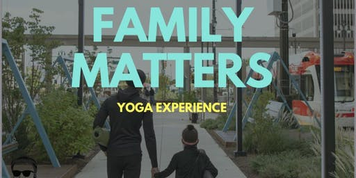"Trap Sundays Presents ""Family Matters"" Yoga"