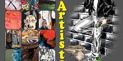 ART SHOW - Delinquent Matters