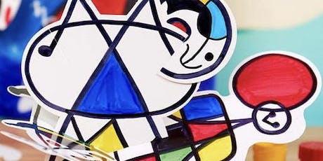 Joan Miró 3D Sculpture tickets