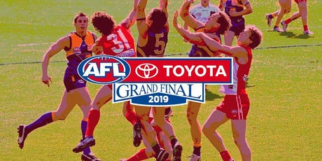 West Coast Saints Australian Rules Football Premiership Grand Final 2019 tickets
