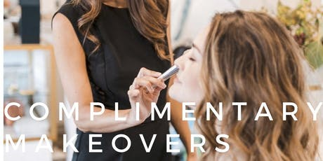 Complimentary Makeover tickets