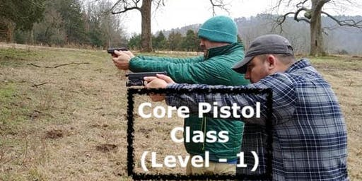 Core Pistol Class (Level - 1)