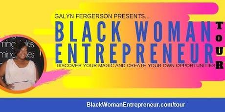 Black Woman Entrepreneur Tour tickets
