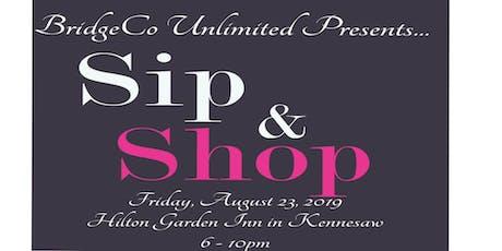 Ladies Night Sip & Shop At The Hilton Garden Inn tickets