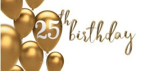 Amali's 25th Birthday Dinner  tickets