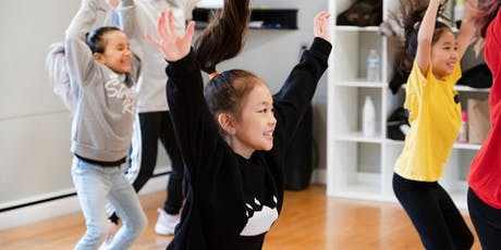 Try It Out - Hip Hop & Popping Dance Classes tickets