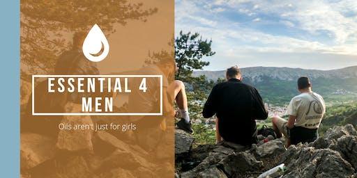 Guy's Guide to Wellness & Essential Oils