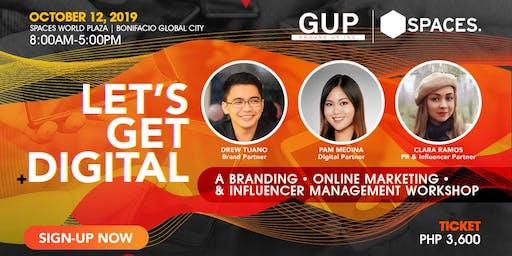 Let's Get Digital! A Brand & Digital Marketing Workshop