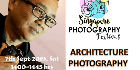 Seminar Talk: Architecture Photography tickets
