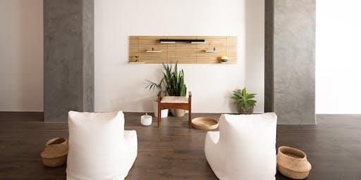 The Zen Room -  Meditation Adelaide (Morning Meditation-Set your intention)