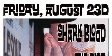 Shark Blood, The Slop, Hot Piss, The Rock & Rollies at The Tower Bar tickets