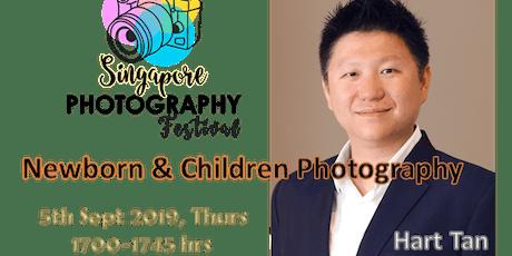 Seminar Talk: NEWBORN & CHILDREN Photography tickets