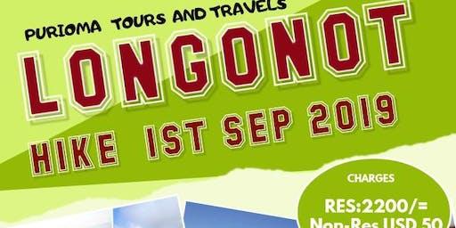 Mt Longonot Hike 1st September