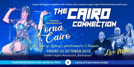 The Cairo Connection tickets