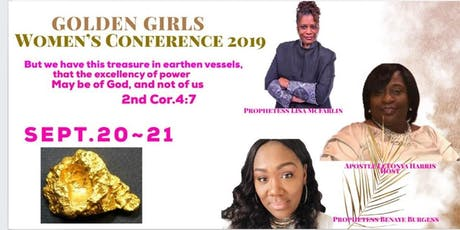 Golden Girls Women's Conference 2019 tickets