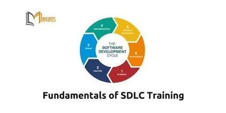 Fundamentals of SDLC 2 Days Training in Boston, MA tickets