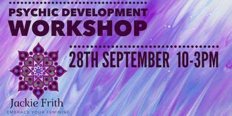 Psychic Development Workshop Sheffield  tickets
