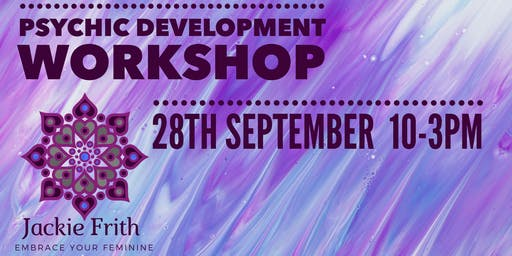 Psychic Development Workshop Sheffield