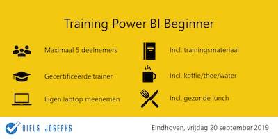 Training Power BI Beginner in Eindhoven