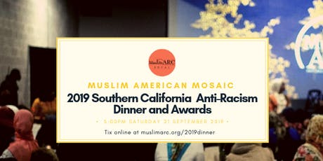 MuslimARC SoCal Annual Awards Dinner tickets
