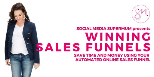 Winning Sales Funnels - Save Time and Money Using Automated Sales Funnels.