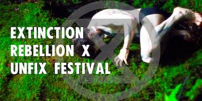 Extinction Rebellion x UNFIX