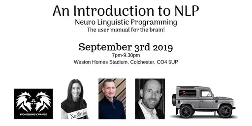 Intro to NLP