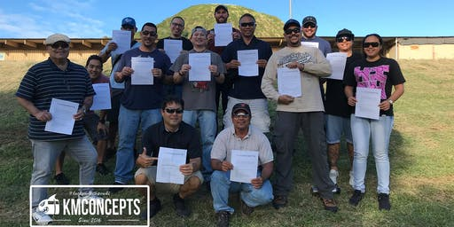 KMconcepts Basic Handgun Safety Course