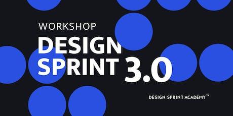 Design Sprint 3.0 Workshop - Boulder tickets