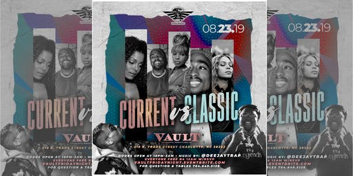 Vault CLT FREE FRIDAY NIGHT RSVP Entry List