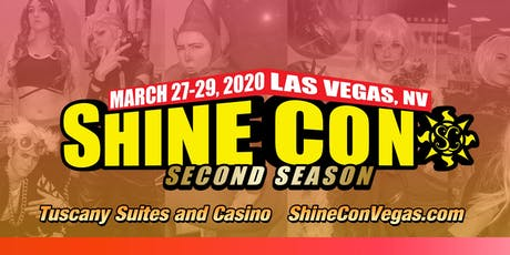 Shine Con 2020 Pre-Registration tickets