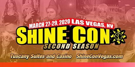 Shine Con 2020 Pre-Registration tickets