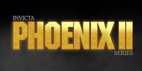 Invicta's Phoenix Series 2  tickets