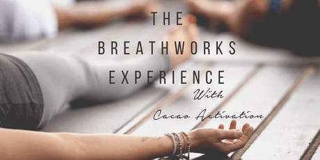 The Breathworks Experience with Cacao Activation tickets