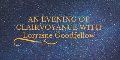 EVENING OF CLAIRVOYANCE AT CHESTERFORDS COMMUNITY CENTRE