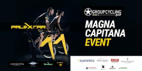 Magna Capitana - Palextra biglietti