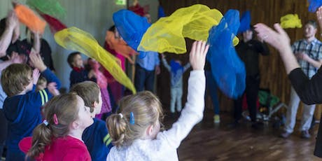 Streetwise Community Circus Skills Workshop tickets