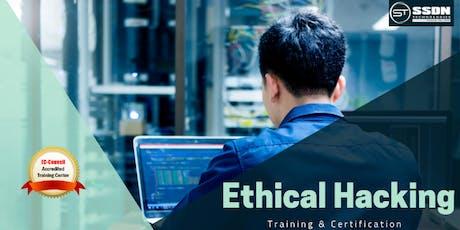 CEH Certification Training in Delhi tickets